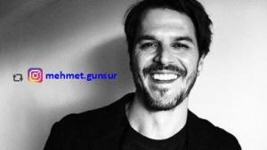 【ムスタファ役の俳優】Mehmet Günsür メフメト・ギュンスーシュ